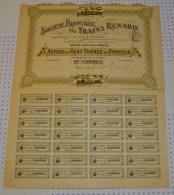 Trains Renard - Chemin De Fer & Tramway