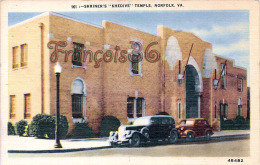 Shriner's Khedive Temple - Norfolk - VA Virginia - Norfolk