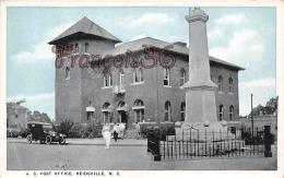 US Post Office - Reidsville - NC North Carolina - Etats-Unis