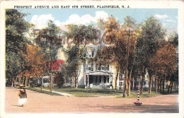 Prospect Avenue And East 9th Street - Plainfield - NJ New Jersey - Etats-Unis