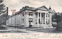 Museum Of Science - Springfield - Mass MA Massachusetts - Springfield