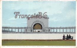 Organ And Music Pavilion - Gift Of John Spreckels - Panama California Exposition - San Diego CA 1915 - San Diego