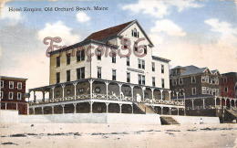 Hotel Empire - Old Orchard Beach - Maine ME - Etats-Unis