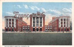 The University Hospital - Augusta GA Georgia - Augusta