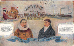 Souvenir Of The Hudson Fulton Celebration - 1909 Henry Robert - Etats-Unis