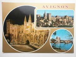 Postcard Avignon Multiview My Ref B2732 - Avignon