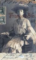 Miss Alice Roosevelt - Rotograph Series - Mrs Longworth - Portrait 1906 - Etats-Unis