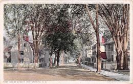 Court Street - Portsmouth - NH New Hampshire - Etats-Unis
