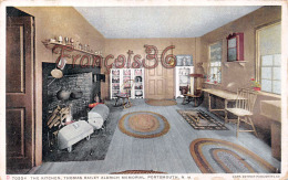 The Kitchen - Thomas Bailey Aldrich Memorial - Portsmouth - NH New Hampshire - Etats-Unis