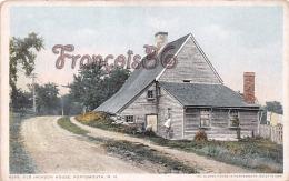 Old Jackson House - Portsmouth - NH New Hampshire - Etats-Unis