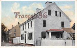Thomas Bailey Aldrich House - Portsmouth - NH New Hampshire - Etats-Unis