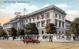 New US Mint - Philadelphia PA Pennsylvania - Vintage Car Ancienne Voiture Automobile - Philadelphia