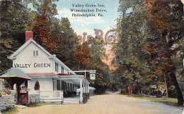Valley Green Inn - Wissahickon Drive - Philadelphia PA Pennsylvania - Philadelphia
