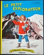 G. Delahaye  - L. Et F. Funcken - Le Petit Explorateur - Collection Farandole  - Casterman - ( 1961 ) - Martine