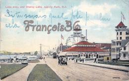 Lake Avenue And Wesley Lake - Asbury Park - NJ New Jersey - Etats-Unis