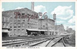 American Tobacco Company - Reidsville - NC North Carolina - Etats-Unis