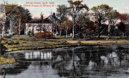 Silver Creek Built 1680 - Oldest House In Bristol - RI Rhode Island - Etats-Unis