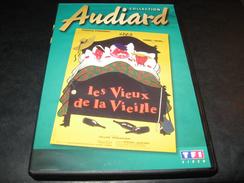 MICHEL AUDIARD / JEAN GABIN LES VIEUX DE LA VIEILLE DVD - Comedy