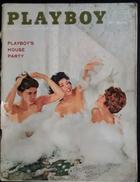 RIVISTA AMERICANA - PLAYBOY - MAY 1959 - 232 E. HOIO ST. CHICAGO 11,ILLINOIS (AUTENTICA NO RISTAMPA) - Libri, Riviste, Fumetti