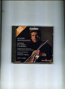 X BRAHMS MENDELSSOHN CONCERTI VIOLINO SAWALLISCH LONDON SYMPHONY UGHI BMG AMADEUS - Classica