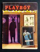 RIVISTA AMERICANA - PLAYBOY - MARCH 1958 - 232 E. HOIO ST. CHICAGO 11,ILLINOIS (AUTENTICA NO RISTAMPA) - Libri, Riviste, Fumetti