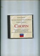 X CHOPIN PIANO CONC OP 11 VARIAZIONI OP 2 ANDANTE OP 22 NEBOLSIN ASHKENAZY DECCA - Classica