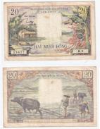 VietNam Sud - 20 Dong 1956 South Vietnam Bao Daï - Vietnam
