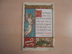 Image ADOREMUS - Images Religieuses