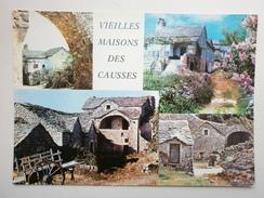 Postcard Vieilles Maisons Des Causses  My Ref B2737 - France