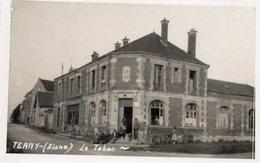 02 Terny Sorny, Le Tabac - Autres Communes