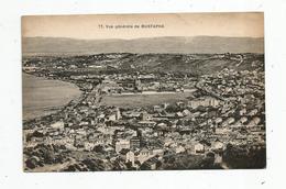 Cp , ALGERIE , Vue Générale De MUSTAPHA , Vierge - Autres Villes