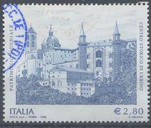 Repubblica 2008 Urbino - 6. 1946-.. Repubblica