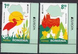 Romania MNH Europa 2012 Set - Europa-CEPT