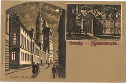 MAGDEBURG --Gruss - Magdeburg