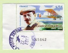 FRANCE 2015 - Gaston Caudron - Poste Aérienne PA 79 - Oblitéré - Poste Aérienne