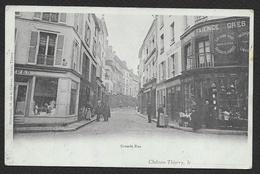 CHATEAU THIERRY Bleutée Grande Rue () Aisne (02) - Chateau Thierry