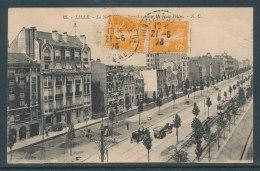 Lille - Le Nouveau Boulevard Reliant Les Trois Villes - Lille