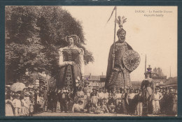 Douai - La Famille Gayant - Douai