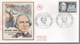 France - FDC 1er Jour - 16 OCT 1971  -  41 BLOIS - 1970-1979