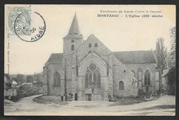 MONTAIGU L'Eglise (Barnaud) Aisne (02) - France