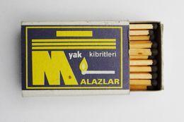 Boite D'allumettes Alazlar Turquie