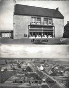 Cherrueix 2 Cartes Vue Générale, La Salle Des Fêtes - Francia