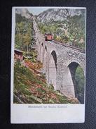 AK BOZEN Mendelbahn Ca.1900 // D*23515 - Bolzano (Bozen)
