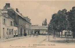 G81 - 80 - MARCELCAVE - Somme - La Poste - France