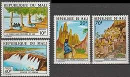 Mali 1971 N° 223-226 MNH Tourisme Paysages (D11) - Mali (1959-...)