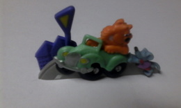 (266) - Kinder/Ferrero  Puzzle 3D - Street Life, Okomobil 1996 Sans  BPZ - Puzzles