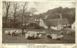 1912  THE ROARING SHEPHERD'S COTTAGE SWANSTON  UNITED KINGDOM - Midlothian/ Edinburgh