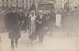 CARTE PHOTO /  PRESIDENT POINCARE  ...  MARS 17 //////    REF  N° 2682 - War 1914-18