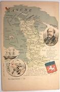 NOS DEPARTEMENTS - LA MANCHE - Cherbourg