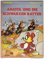 ANATOL (CHLOROPHYLLE) Von Raymond MACHEROT : Alben Nr. 2 Bis 5 Im Carlsen Comics Verlag - Erste Auflage - Livres, BD, Revues